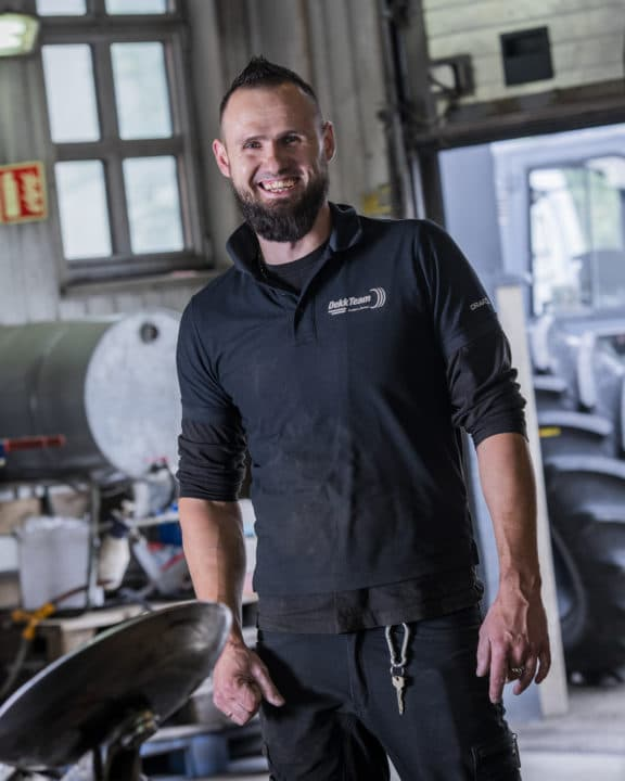 Ritvars Bruns - DekkTeam Kløfta