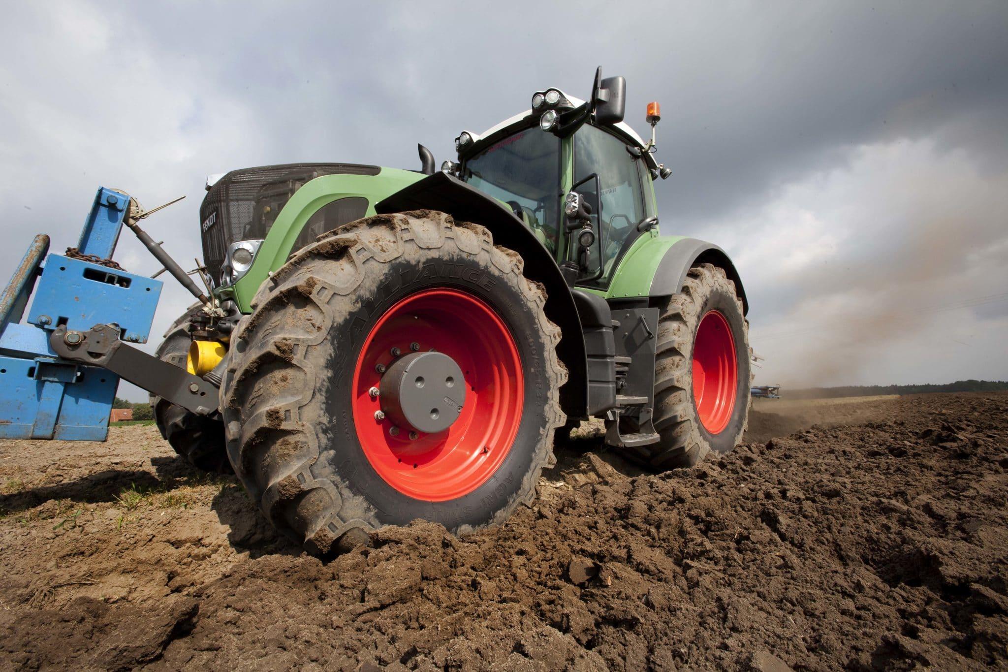 Alliance 365 I DekkTeam Traktordekk