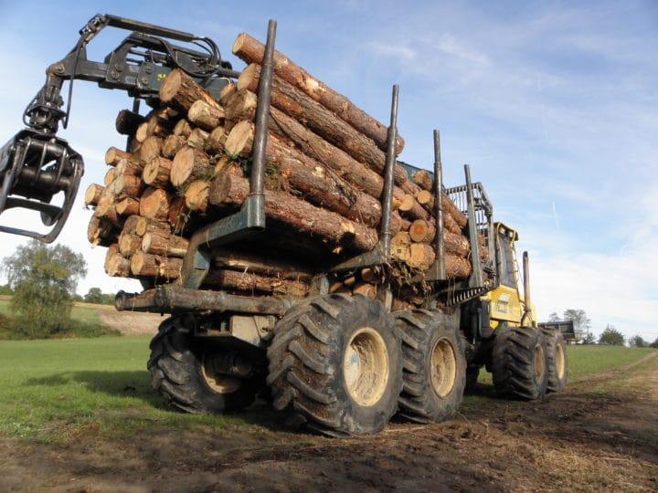 Alliance 342 skogbruk I DekkTeam