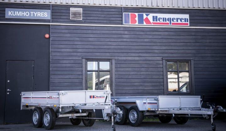 BK Hengeren I Norskproduserte kvalitetshengere