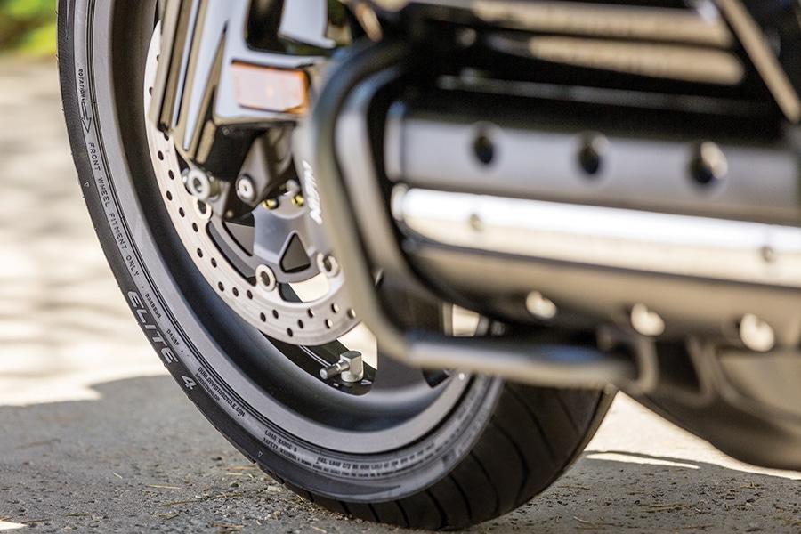 Dunlop Elite 4 MC-dekk I DekkTeam