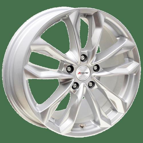 Xtreme SX5 sølv I DekkTeam
