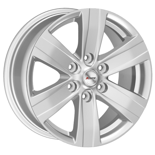 Xtreme SX6 sølv I DekkTeam