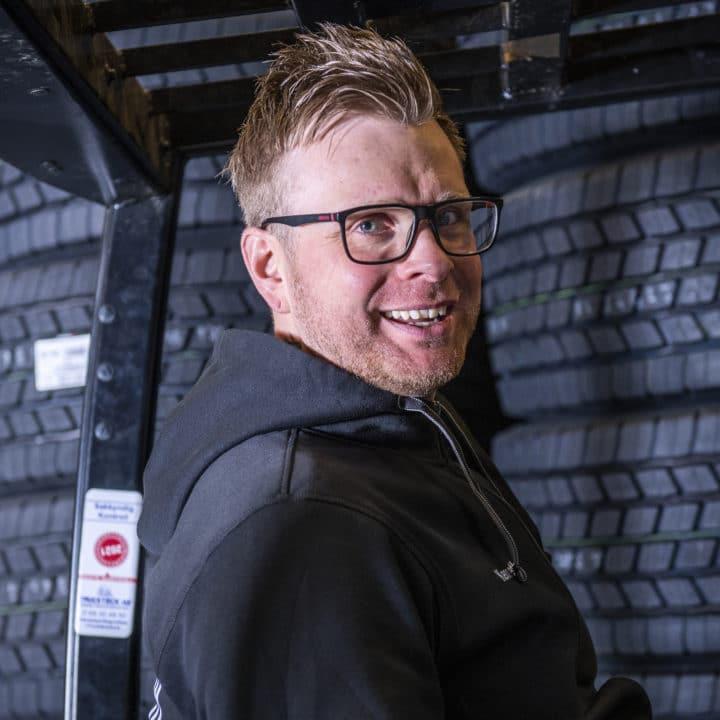 Kenneth Lie - DekkTeam Eidsvoll